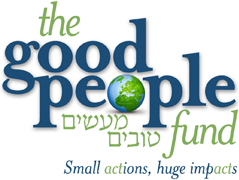 "Logo of ""The Good People Fund"""